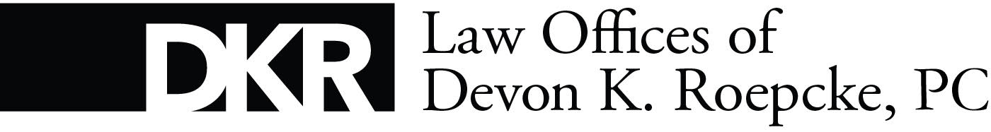 Law Offices of Devon K. Roepcke, PC - Logo